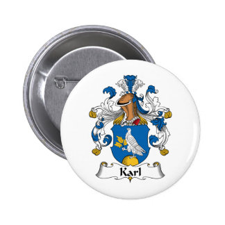 Escudo de la familia de Karl Pins