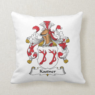 Escudo de la familia de Kastner Cojín
