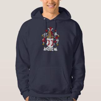 Escudo de la familia de Kastner Suéter Con Capucha