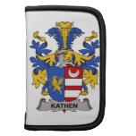 Escudo de la familia de Kathen Planificador
