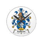 Escudo de la familia de Kathrein Relojes