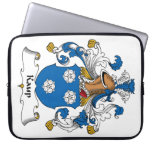 Escudo de la familia de Kaup Mangas Computadora