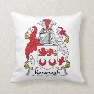 Escudo de la familia de Kavanagh Cojines