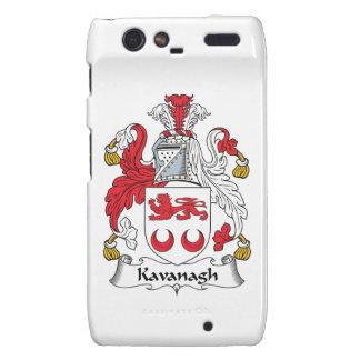 Escudo de la familia de Kavanagh Droid RAZR Funda