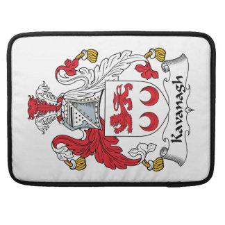Escudo de la familia de Kavanagh Funda Para Macbook Pro