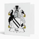 Escudo de la familia de Kay