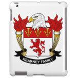 Escudo de la familia de Kearney