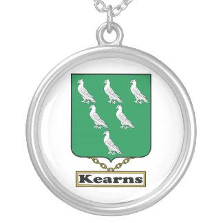 Escudo de la familia de Kearns Colgante Redondo