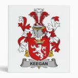 Escudo de la familia de Keegan
