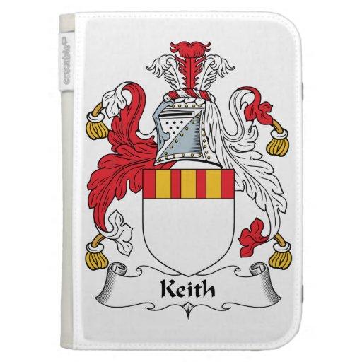 Escudo de la familia de Keith