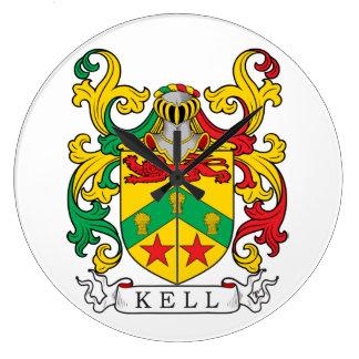 Escudo de la familia de Kell Relojes
