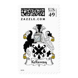Escudo de la familia de Kellaway Sello
