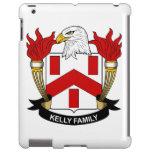 Escudo de la familia de Kelly