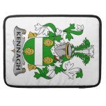 Escudo de la familia de Kennagh Funda Macbook Pro