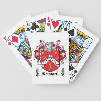 Escudo de la familia de Kennard Baraja