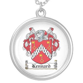 Escudo de la familia de Kennard Collares Personalizados