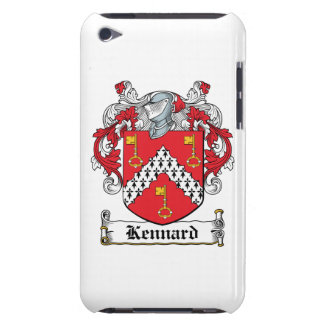 Escudo de la familia de Kennard iPod Touch Protector