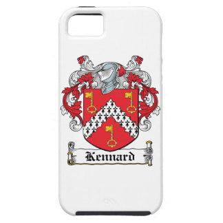 Escudo de la familia de Kennard iPhone 5 Case-Mate Protector