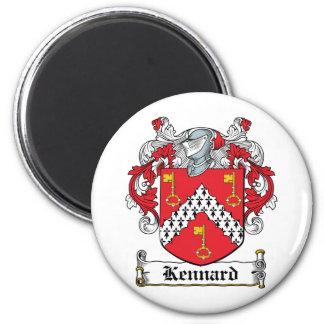 Escudo de la familia de Kennard Iman De Frigorífico