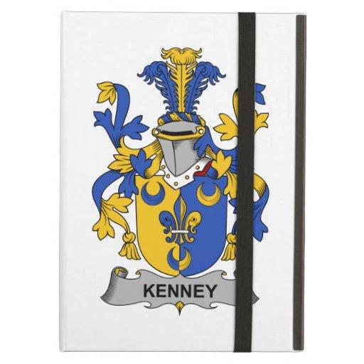 Escudo de la familia de Kenney
