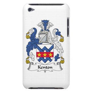 Escudo de la familia de Kenton iPod Touch Case-Mate Protector
