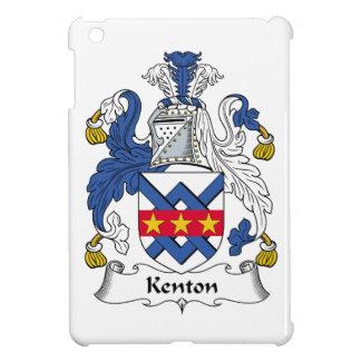 Escudo de la familia de Kenton iPad Mini Funda