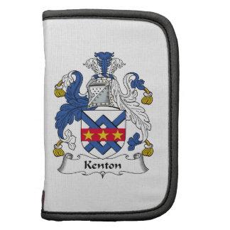Escudo de la familia de Kenton Organizador