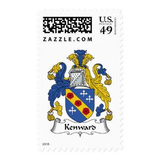 Escudo de la familia de Kenward Sello