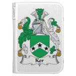 Escudo de la familia de Ker