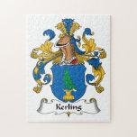 Escudo de la familia de Kerling Puzzle Con Fotos