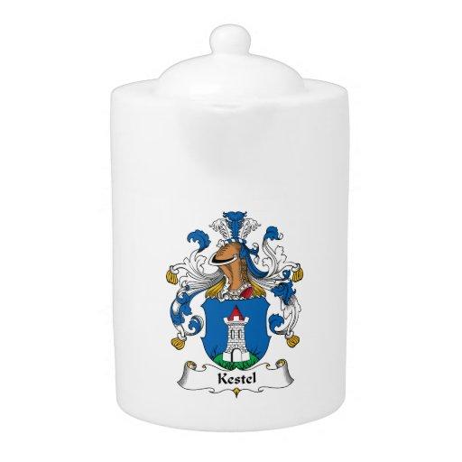 Escudo de la familia de Kestel