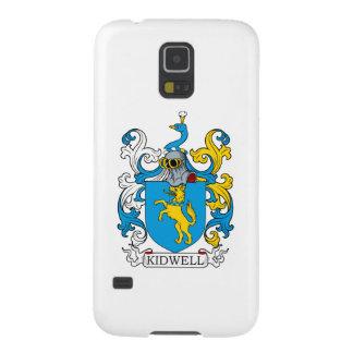 Escudo de la familia de Kidwell Carcasas De Galaxy S5