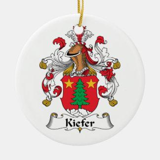 Escudo de la familia de Kiefer Adorno Para Reyes