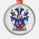 Escudo de la familia de Kieldsen Ornato