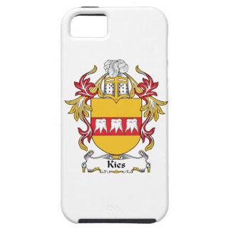 Escudo de la familia de Kies iPhone 5 Carcasas