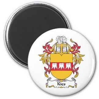 Escudo de la familia de Kies Imanes