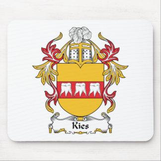 Escudo de la familia de Kies Mousepad