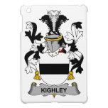 Escudo de la familia de Kighley iPad Mini Coberturas