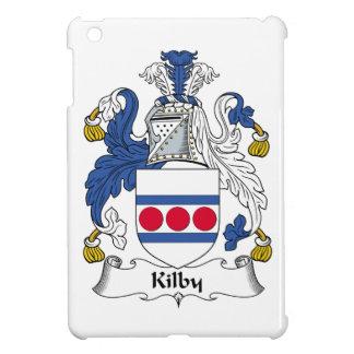 Escudo de la familia de Kilby iPad Mini Cárcasa
