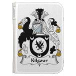 Escudo de la familia de Kilgour