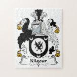 Escudo de la familia de Kilgour Rompecabezas