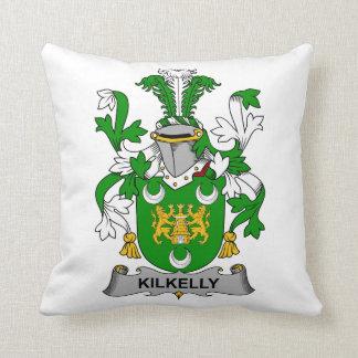 Escudo de la familia de Kilkelly Cojines