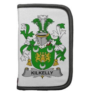Escudo de la familia de Kilkelly Organizadores