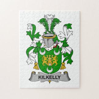 Escudo de la familia de Kilkelly Puzzle Con Fotos