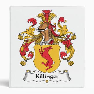 """Escudo de la familia de Killinger Carpeta 1"""""""
