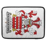 Escudo de la familia de Kilmartin Fundas Para Macbooks