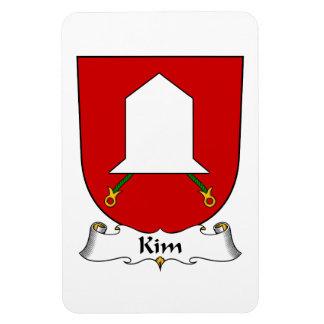Escudo de la familia de Kim Imanes De Vinilo