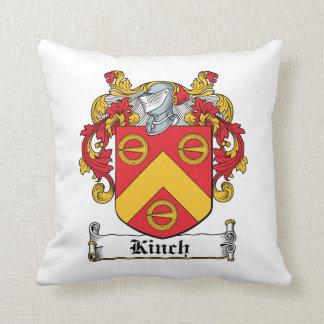 Escudo de la familia de Kinch Cojin
