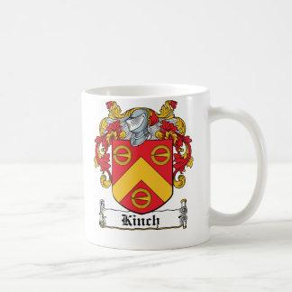 Escudo de la familia de Kinch Taza