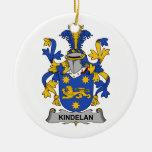 Escudo de la familia de Kindelan Adorno